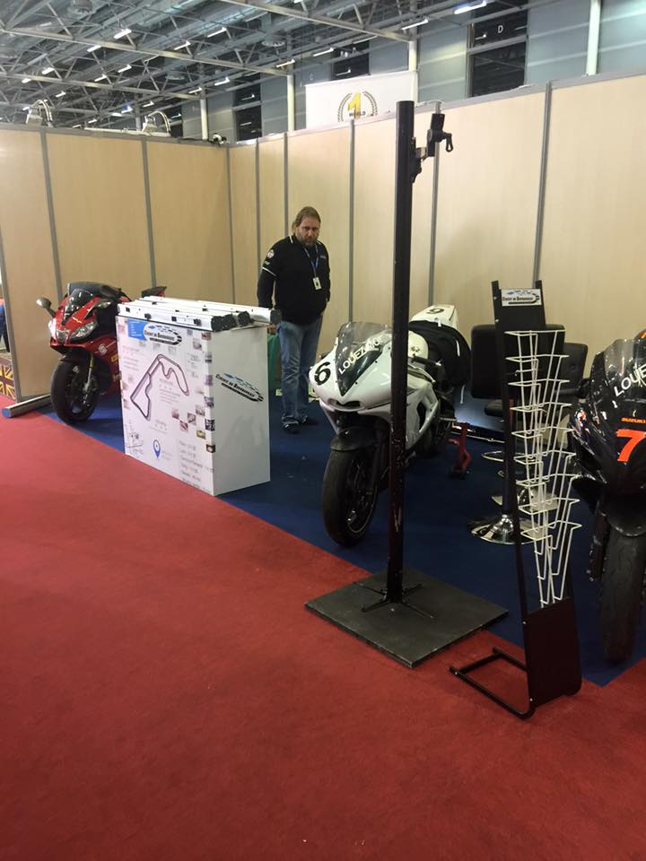 Salon de la moto paris 2015 for Porte de versailles salon renovation