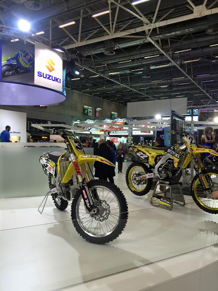 Salon de la moto paris 2015 porte de versailles for Porte de versailles salon des vignerons independants 2015