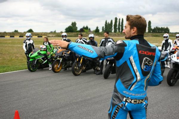 Stage Racing au Bourbonnais